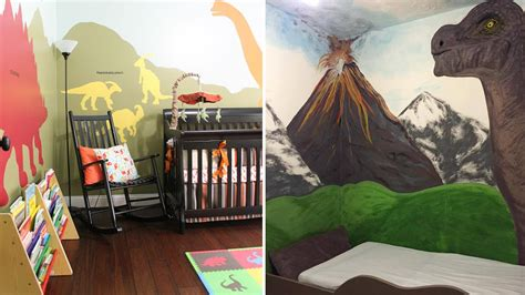 ways  create  dinosaur themed bedroom dulux