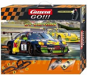 Voiture Pour Circuit Carrera Go : carrera go circuit de voitures coffret gt victory 62316 pas cher ~ Voncanada.com Idées de Décoration