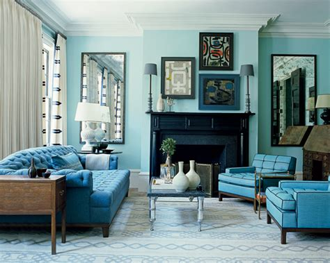 Living Room Color Schemes With Turquoise by A Rainbow Of Monochromatic Colors 20 D 233 Cor One Color Wonders