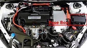 Fuse Box Diagram  U0026gt  Honda Accord Hybrid  2013