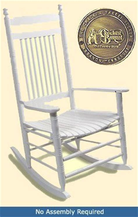 giveaway cracker barrel rocker chair common sense with money