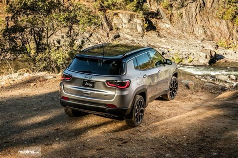 Gambar Mobil Jeep Compass by Review Jeep Compass 2019 Pilihan Suv Road Jeep