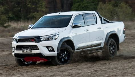 toyota hilux review release date interior