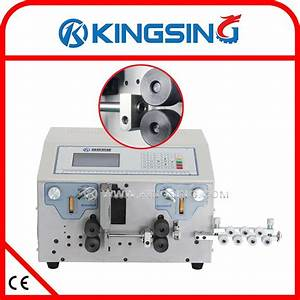 Ks 09l 110v  Fully Automatic Multi Conductor Cable Cutting