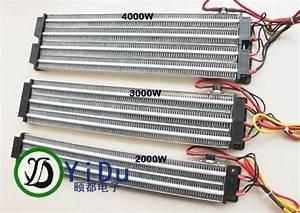 Insulated Ptc Ceramic Air Heater Constant Temperature