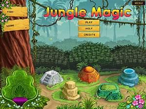 Jeux De Jungle : jungle magic un des jeux en ligne gratuit sur jeux ~ Nature-et-papiers.com Idées de Décoration