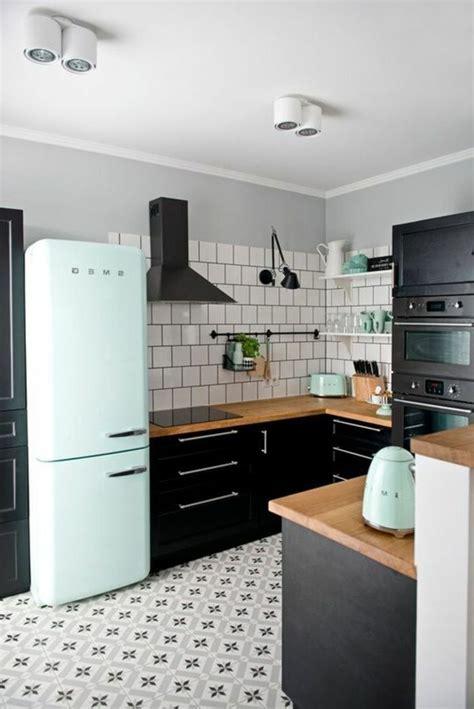 sols de cuisine comment décorer avec le carrelage ancien 62 photos pour