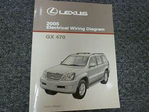 2005 Lexus Gx 470 Suv Electrical Wiring Diagram Manual 4