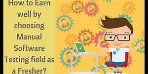 My Story  How To Earn Well By Choosing Manual Software