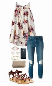 Best 25+ Summer jean outfits ideas on Pinterest | Spring shirts Jean skirt style and Casual trends