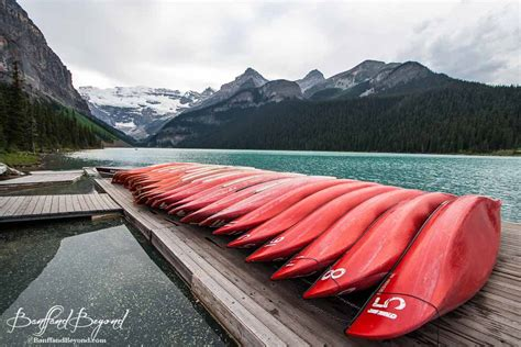 Lake Louise Boat Rental by Lake Louise Canoe Rental Tips Hours Rates And Photos