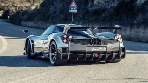 First drive: the hardcore Pagani Huayra BC | Top Gear