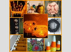21 Easy, Fun & Spooky DIY Halloween Decor Ideas