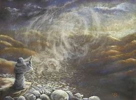 Image result for EZEKIEL WHILWIND FROM THE NORTH IN THE BIBLE