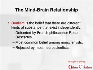 The mind brain ... Dualism Philosophy Quotes