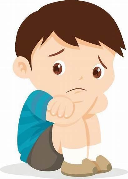 Sad Clipart Child Clip Portal