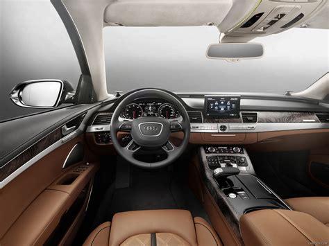 Audi A8 Black Interior Image 147