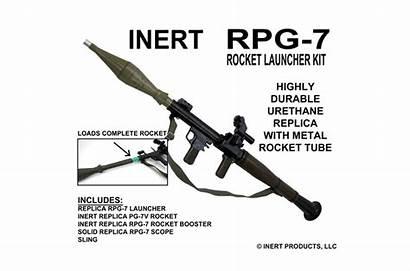 Training Replica Ordnance Aids Rockets Rpg Epe