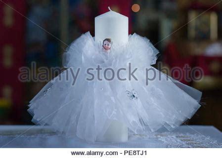 candela battesimale la religione il cristianesimo in ricordo della prima