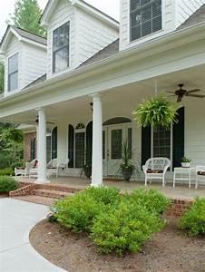 Front Porch Steps