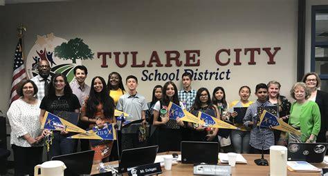 tulare city school district