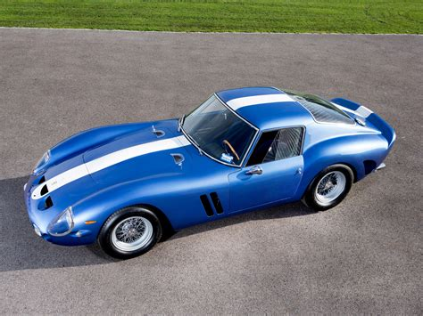 You want to buy a ferrari 250 classic car? 1962 Ferrari 250 GTO s/n 3387GT for Sale at $56,400,000 - GTspirit