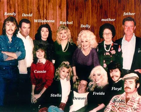 how many brothers and does dolly parton dolly parton family pictures to pin on pinterest pinsdaddy