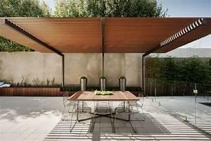 40 bilder moderne attraktive terrassenuberdachung for Moderne terrassenüberdachung
