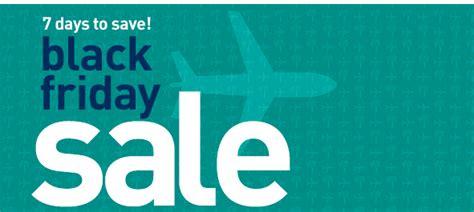 westjet black friday seat sale offers amazing deals  hawaii