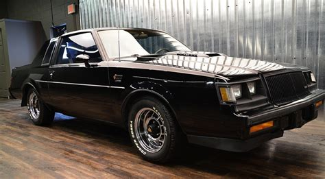 Buick Grand National 1987 by 1987 Buick Grand National For Sale On Bat Auctions Sold