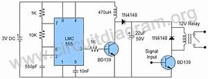 Driving 12v Relay With 3v