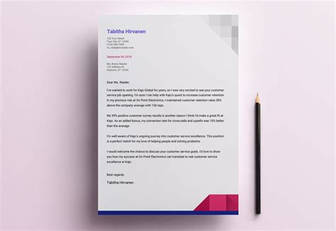 google docs cover letter templates  examples