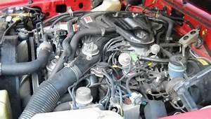 Pic Of Fj60 Engine Compartment