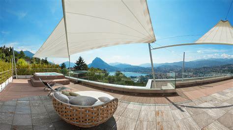 tenda a vela avvolgibile tende per terrazzi esterni prezzi great fotogallery logge