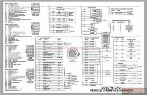 Ddec Vi Wiring Diagram  4