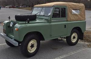 1961 Land Rover Series Ii Stock   3697