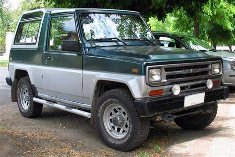 Daihatsu Rocky by Daihatsu Rocky Wikip 233 Dia