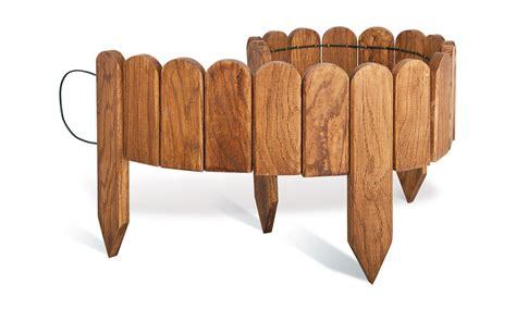 bordures de jardin en bois bordure de jardin en bois ch 234 ne lasur 233 114 x 1 4 x 30 cm