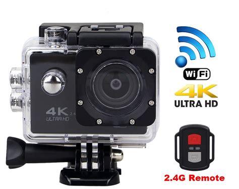 sportska kamera wi fi hd dv ultra hd 4k s daljinskim upravljačem divico