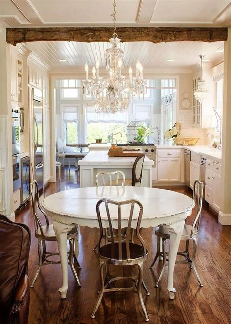 shabby chic kitchen dining room 22 shabby chic furniture ideas founterior