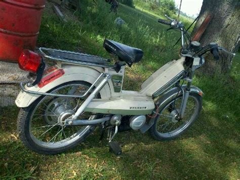 Peugeot Moped For Sale by Peugeot 103lvs U2 Moped Photos Moped Army