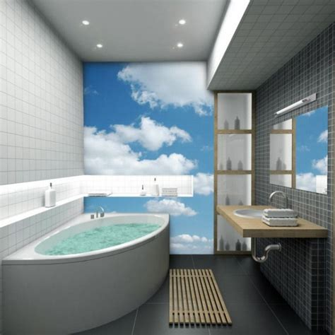Bathroom Mural Ideas by 14 Beautiful Wall Murals Design For Your Bathroom