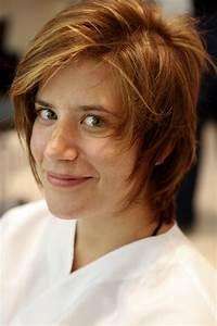 Comment Se Couper Les Cheveux Court Toute Seule : coupe courte cheveux epais ~ Melissatoandfro.com Idées de Décoration