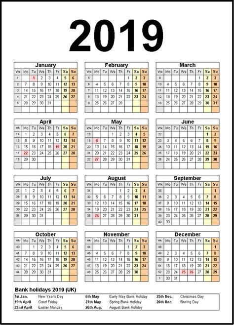 printable calendar  united states holidays calendar