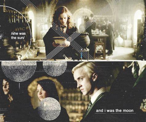 draco  hermione  tumblr