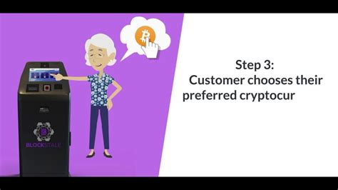 Make sure to read the instructions on the machine before starting the process. how to buy cryptocurrencies using a bitcoin atm machine Q0rwDGk0sBg - BitSent