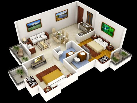 two bedroom house interior design two bedroom house interior design