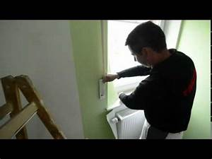 Fenster Tapezieren Anleitung : richtig tapezieren vlies 4 7 hq doovi ~ Lizthompson.info Haus und Dekorationen
