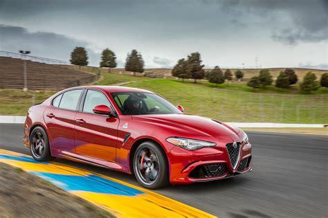 Alfa Romeo Giulia : 2017 Alfa Romeo Giulia Quadrifoglio One Week Review