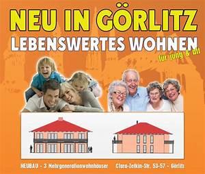 Wohnen In Görlitz : clara zetkin stra e 53 57 lebenswertes wohnen in g rlitz ~ Eleganceandgraceweddings.com Haus und Dekorationen